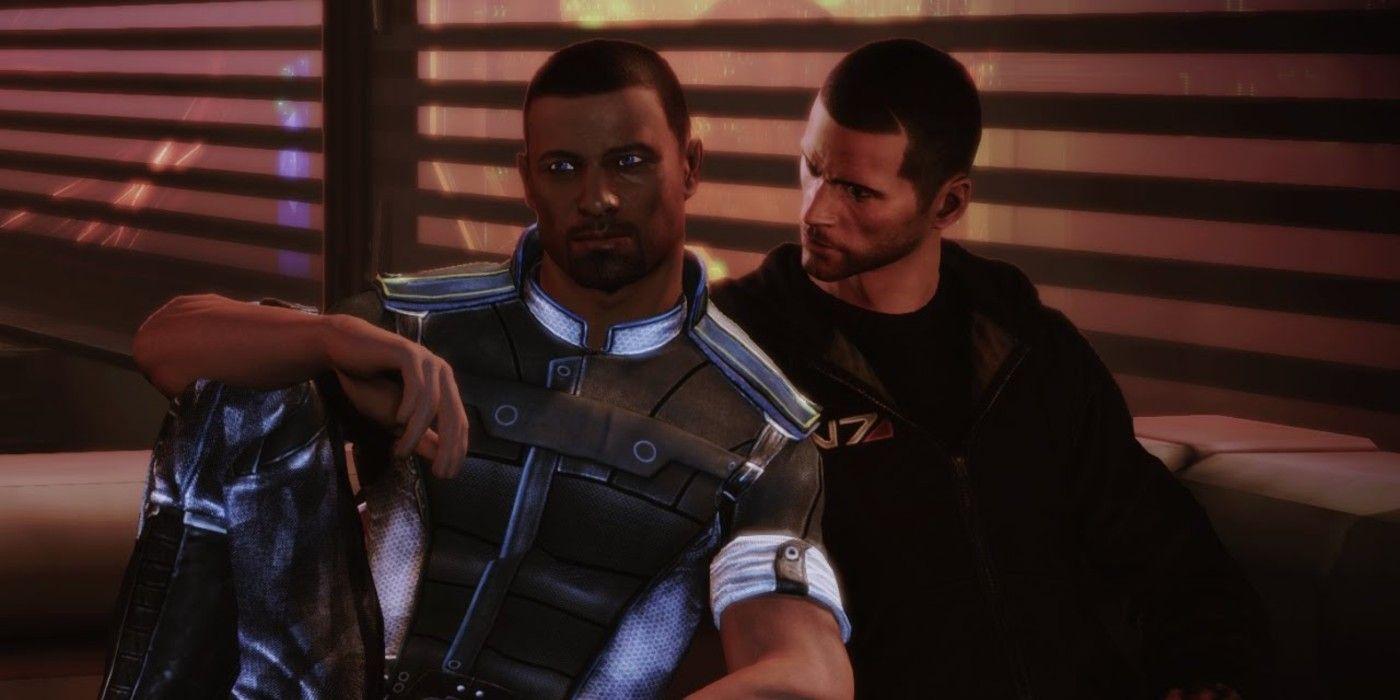 Mass Effect 3: How to Romance Steve Cortez