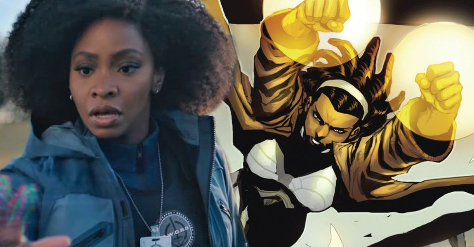 Image result for monica rambeau spectrum