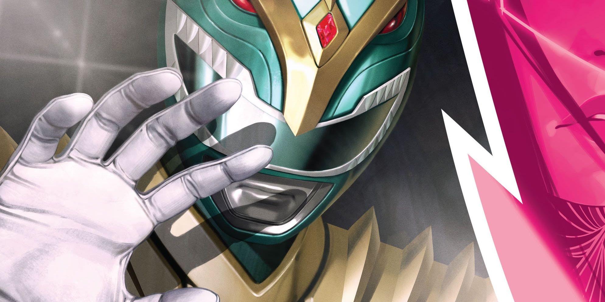 Power Rangers: The New Green Ranger Is Angel Grove's Last Standing Ranger