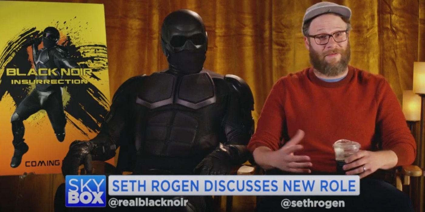 The Boys Showrunner Reveals Seth Rogen's Advice for ...