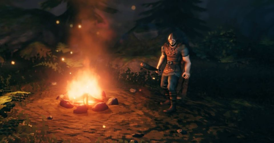 How To Build Fires Indoors In Valheim Screen Rant