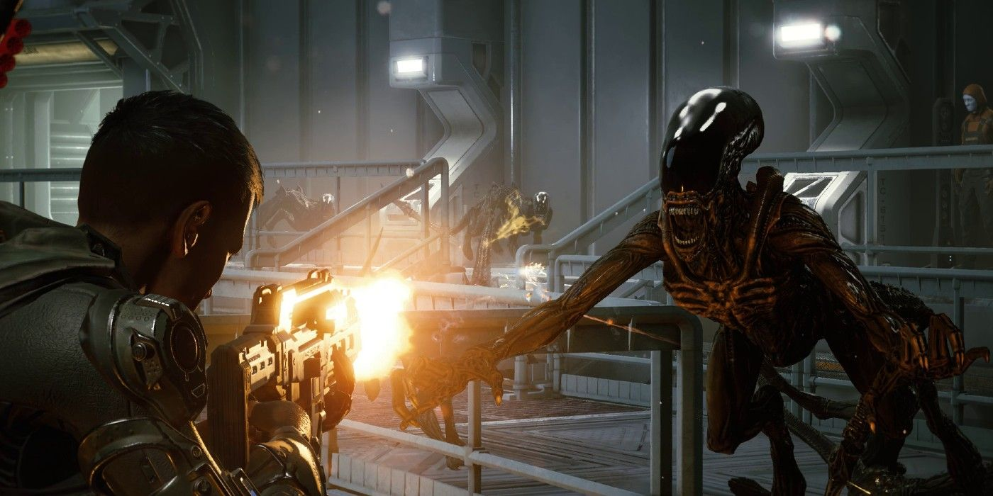 Aliens: Fireteam Shows 25 Minutes Of Xenomorph-Killing Action In Video