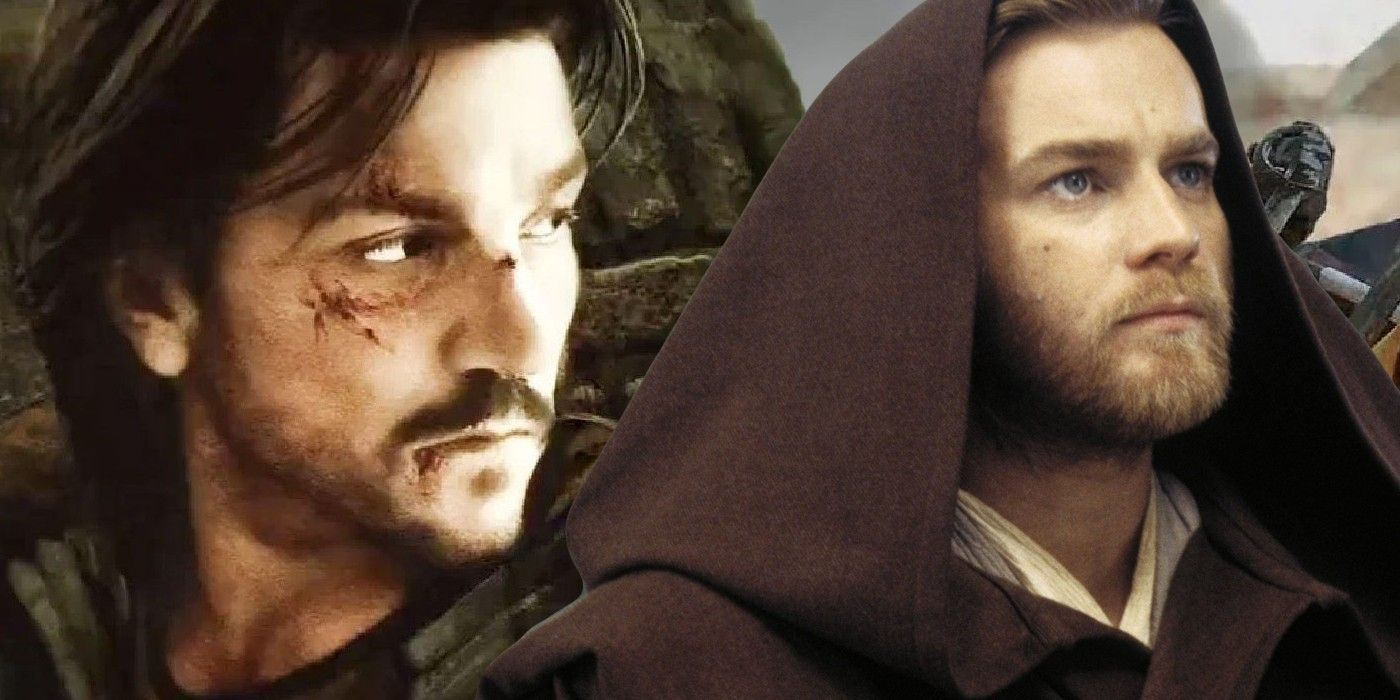 Star Wars Andor Reportedly Features Obi-Wan Kenobi In Recurring Role