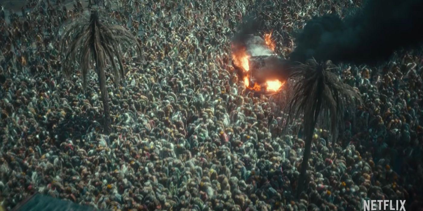Análise do trailer Army of the Dead: Invasão em Las Vegas: 31 revelações e segredos da história 16