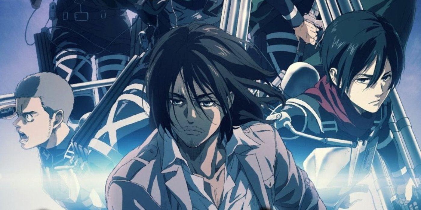 Attack on Titan Final Season's New Episode Release Has ...