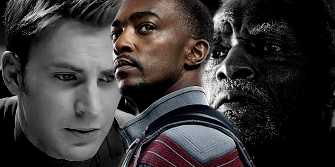 Theory: Sam Becomes Captain America For Isaiah Bradley (Not Steve Rogers)