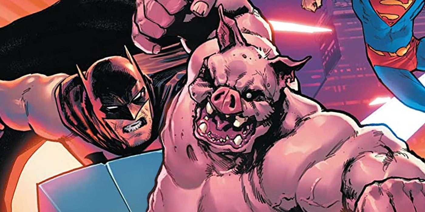 Batman Villain's Repulsive New Form Is Even Worse Than Fans Expected