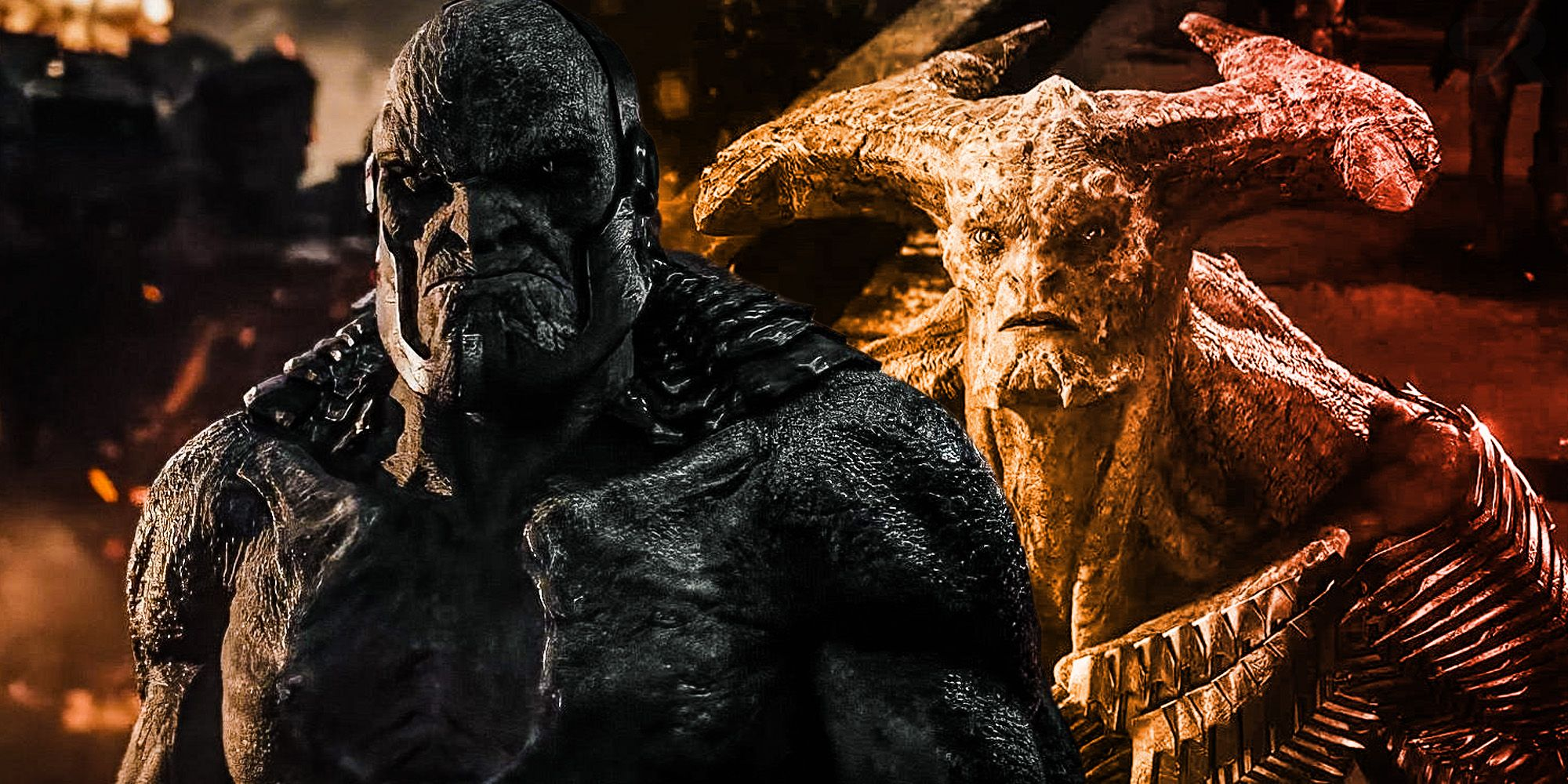 How Steppenwolf Betrayed Darkseid | Screen Rant
