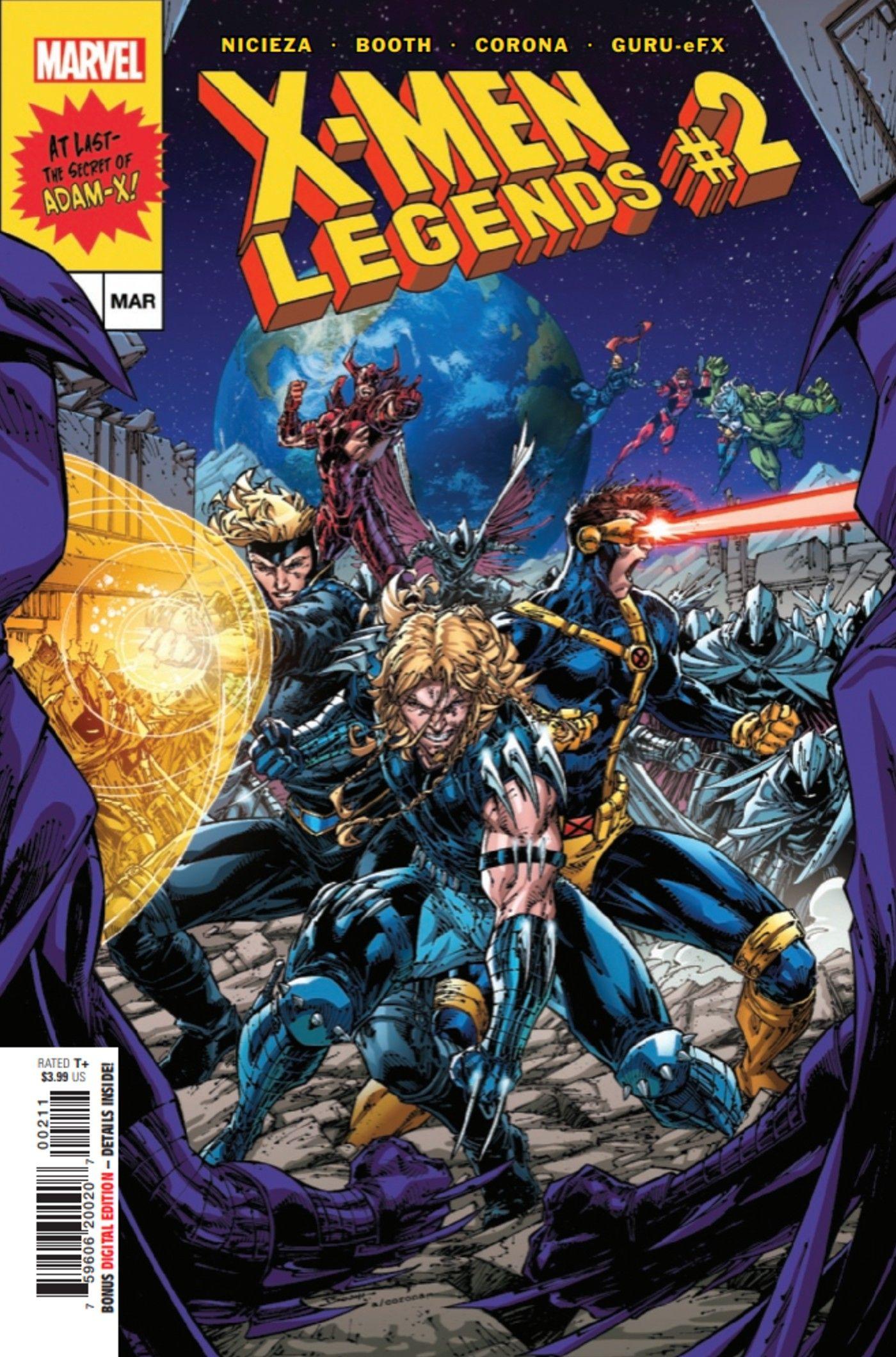 X-Men: O pai de Ciclope prova que é um assassino de sangue frio 1