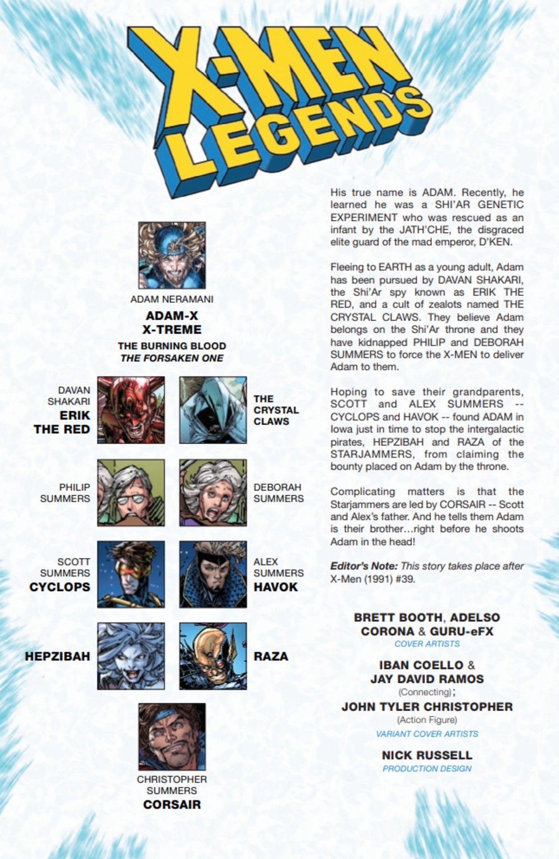 X-Men: O pai de Ciclope prova que é um assassino de sangue frio 2