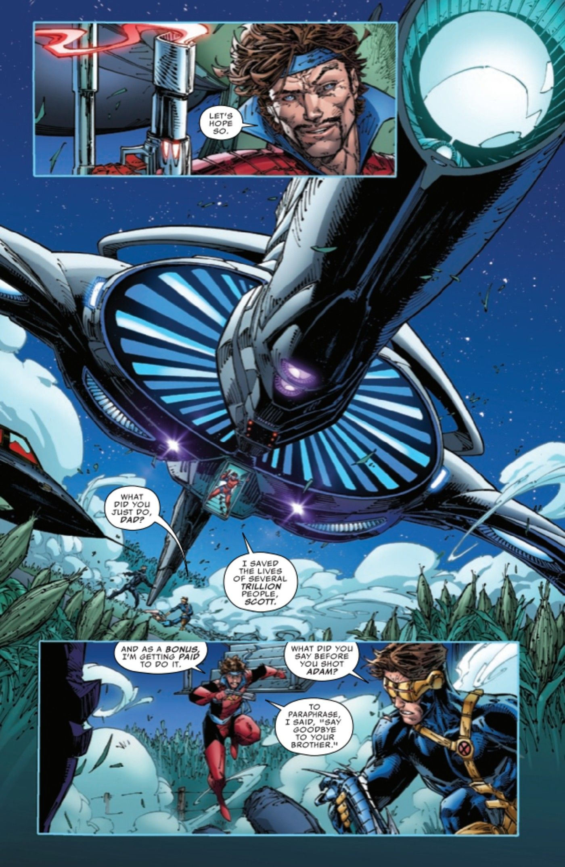 X-Men: O pai de Ciclope prova que é um assassino de sangue frio 4