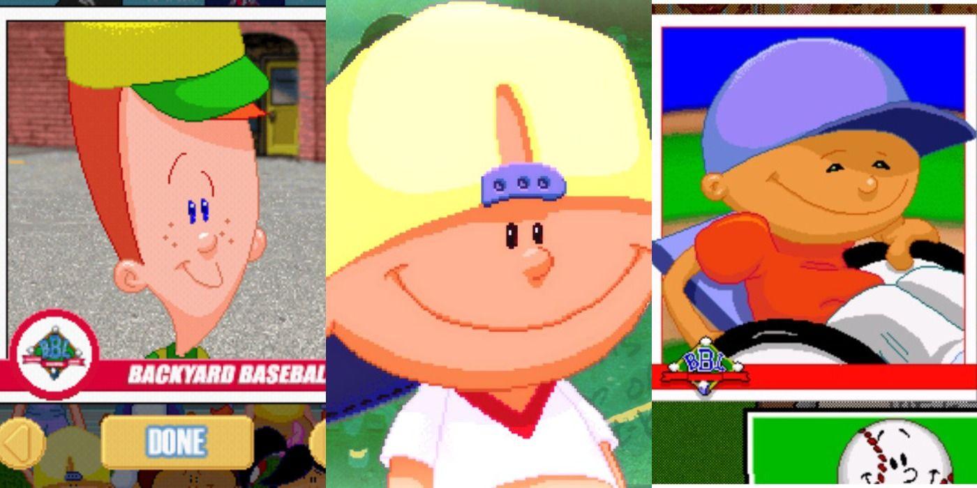 Backyard Baseball: Rating The 10 Best Players   ScreenRant