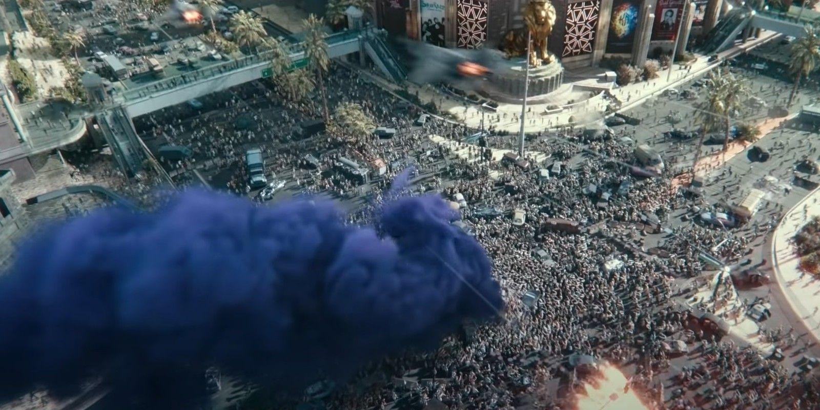 Análise do trailer Army of the Dead: Invasão em Las Vegas: 31 revelações e segredos da história 26