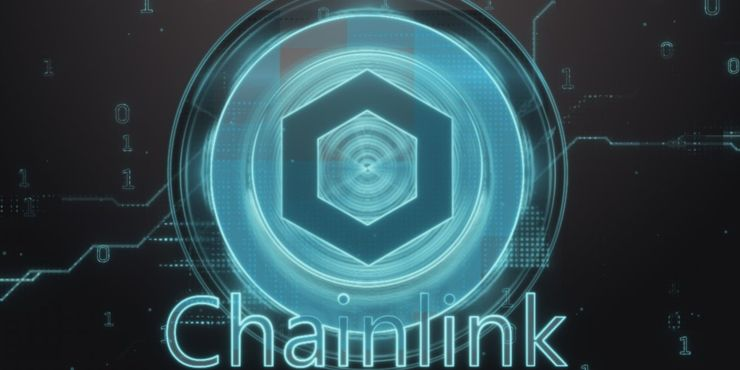 The Chainlink Cryptocurrency.