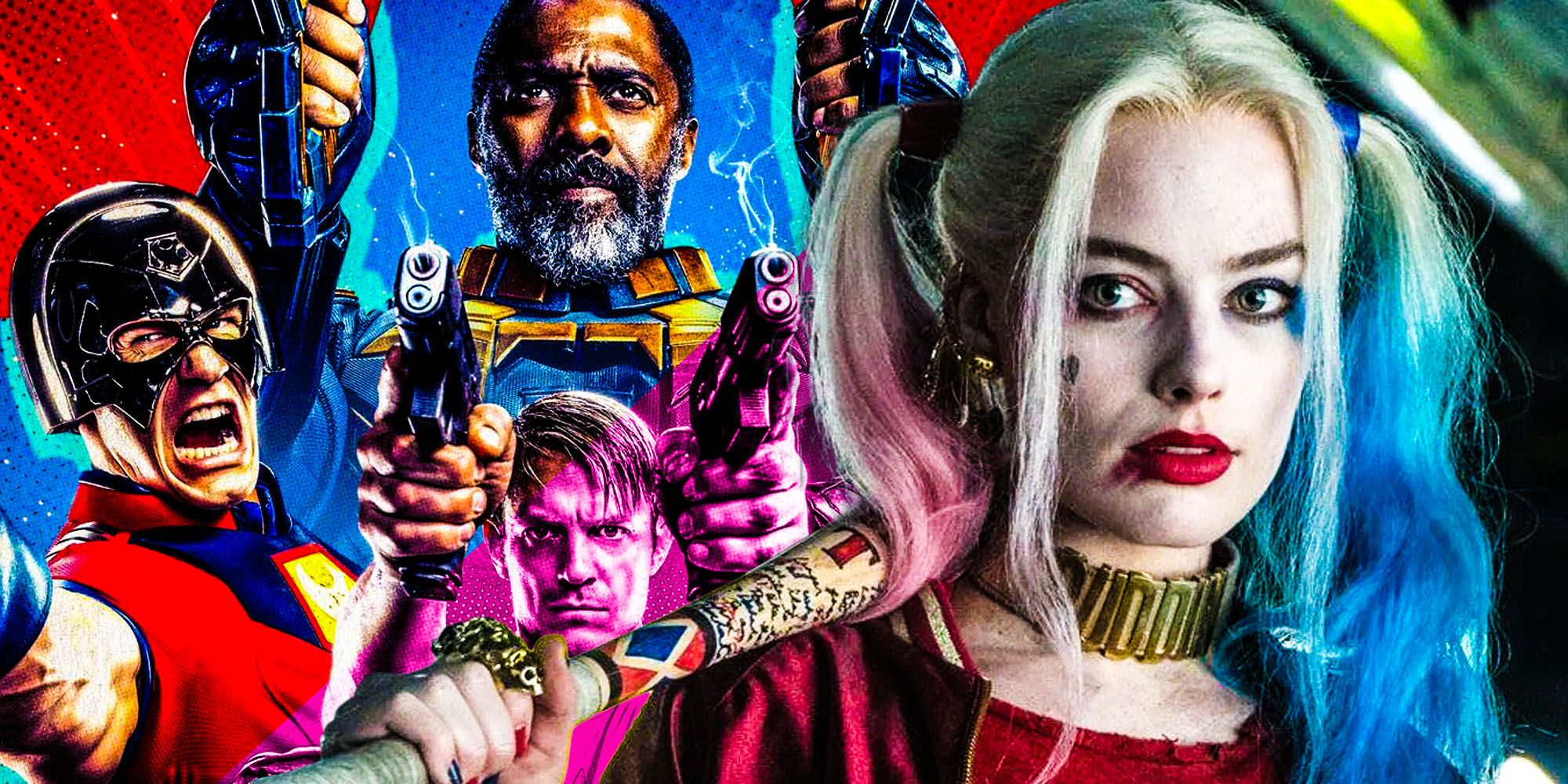 Every Way The Suicide Squad Is Already Improving On The Original