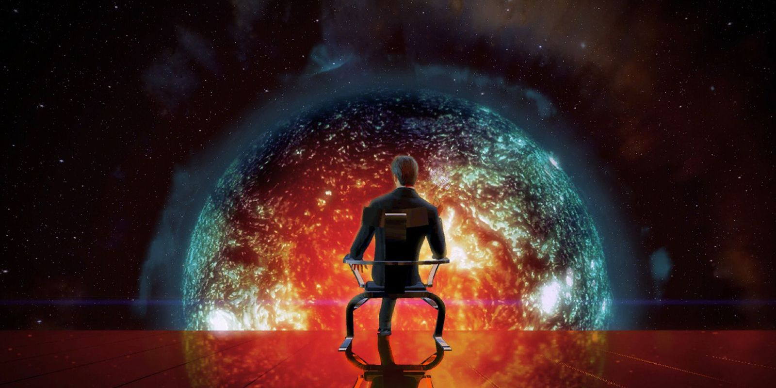 Mass Effect 2: Who The Illusive Man Really Is   Screen Rant