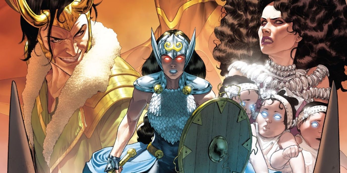Review: Marvel's Mighty Valkyries Blends Mythology With Sci-Fi Action