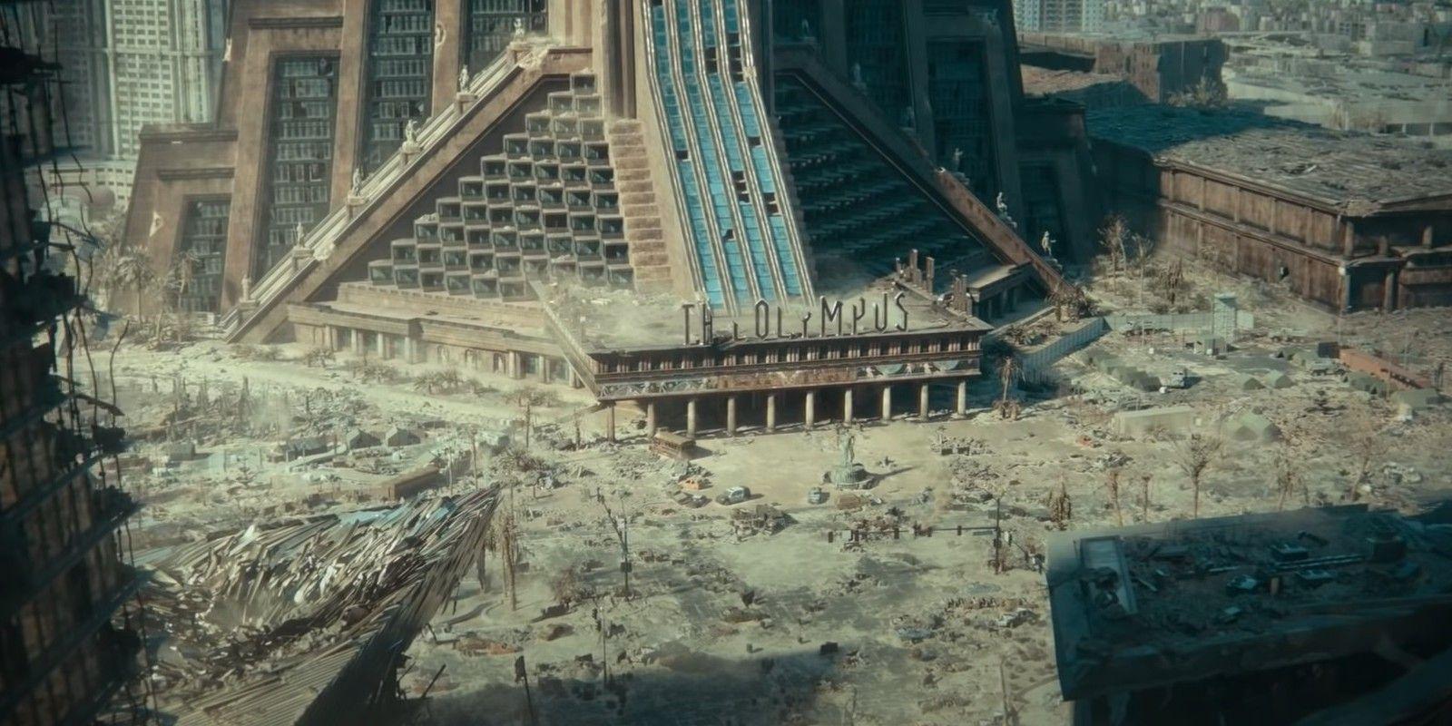 Análise do trailer Army of the Dead: Invasão em Las Vegas: 31 revelações e segredos da história 19