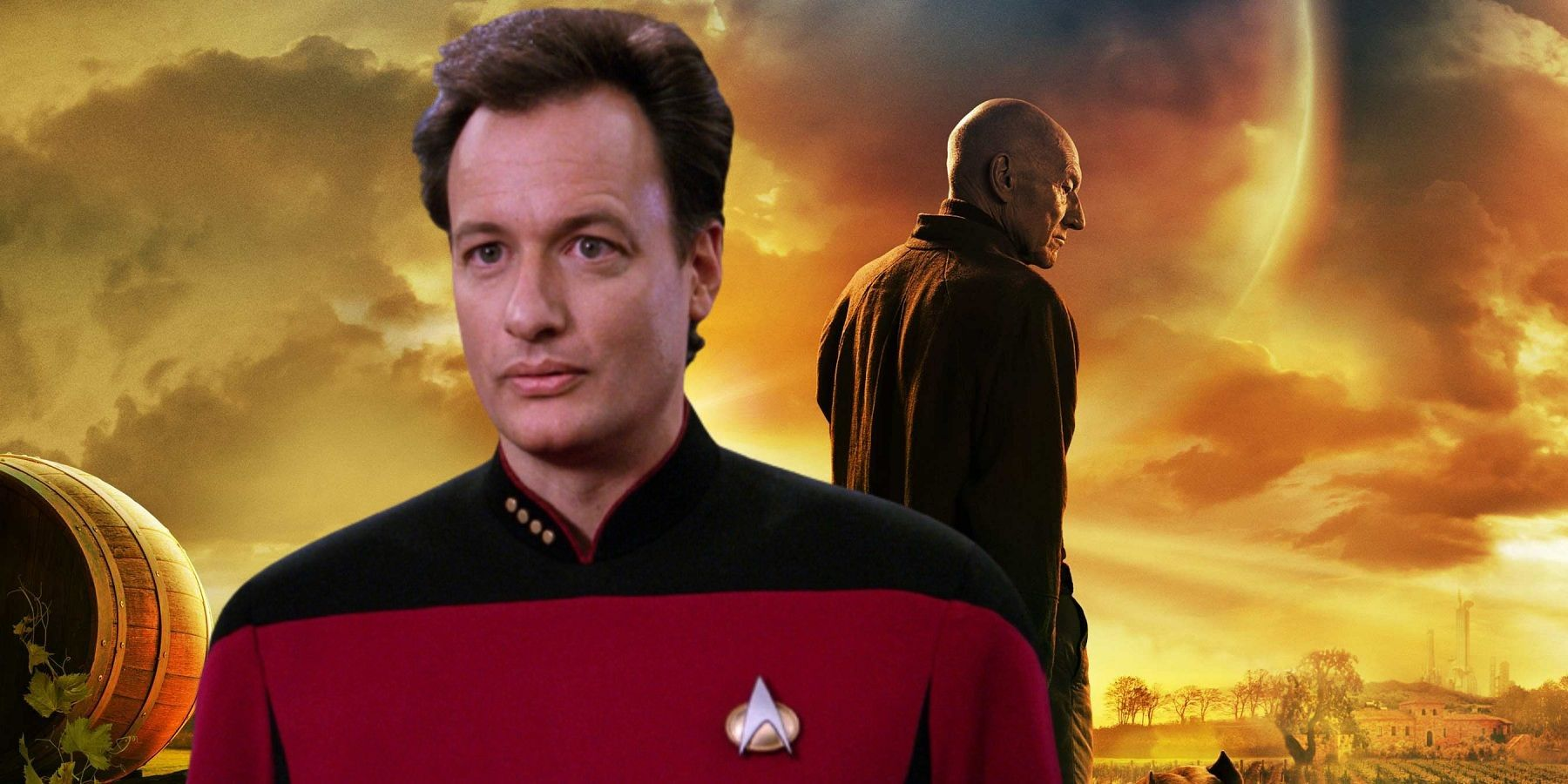 Star Trek: Picard pode estar filmando as 2ª e 3ª temporadas consecutivas 1