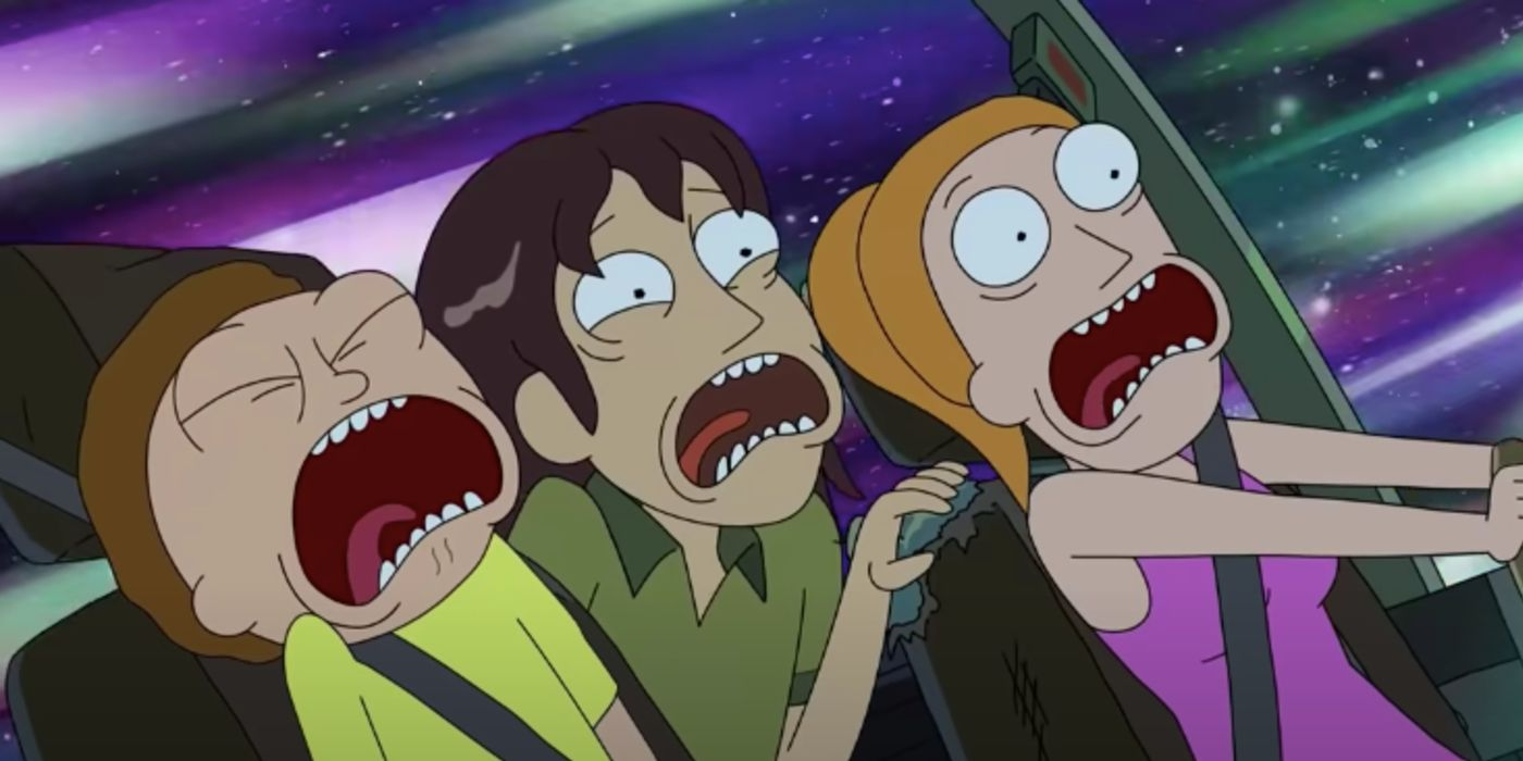 Rick & Morty Season 5 Trailer Teases A New Love Interest