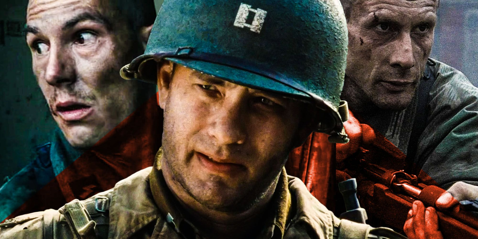 Saving Private Ryan: Are The Two Germans Actually The Same Character?
