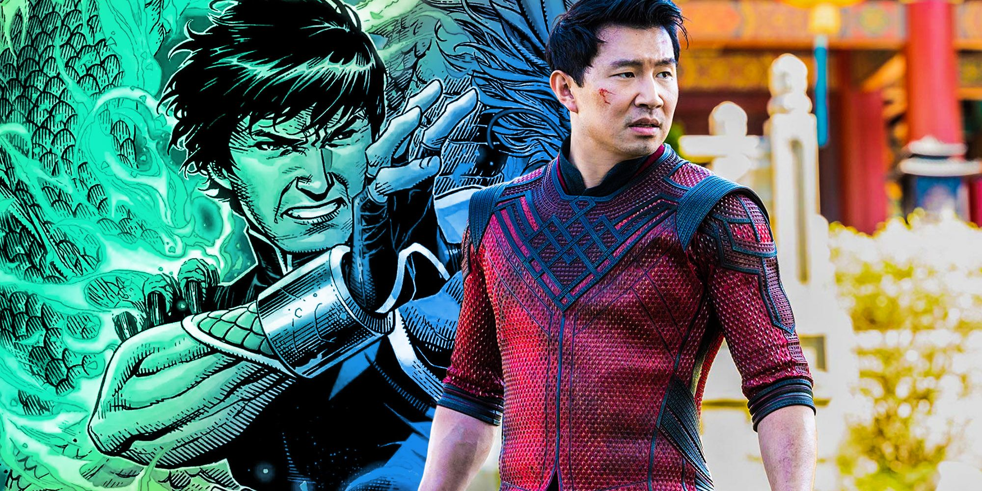 Shang-Chi and the Legend of the Ten Rings Cast