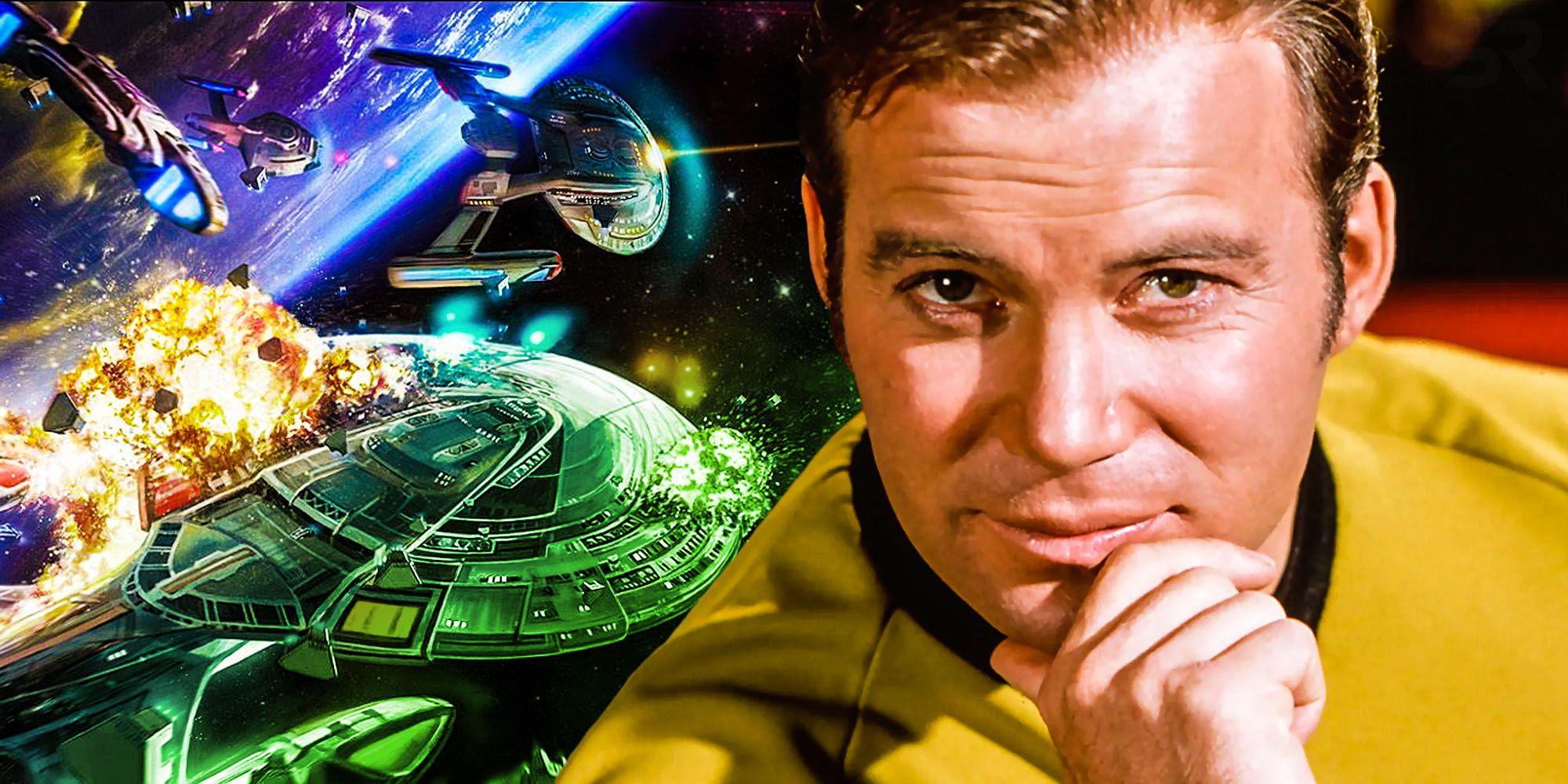 Star Trek: Every War In The Franchise, Chronology Explained