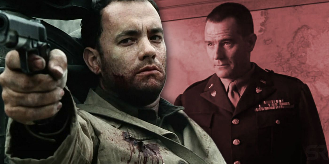 Saving Private Ryan Cast Guide: Every Famous Actor In Spielberg's Movie