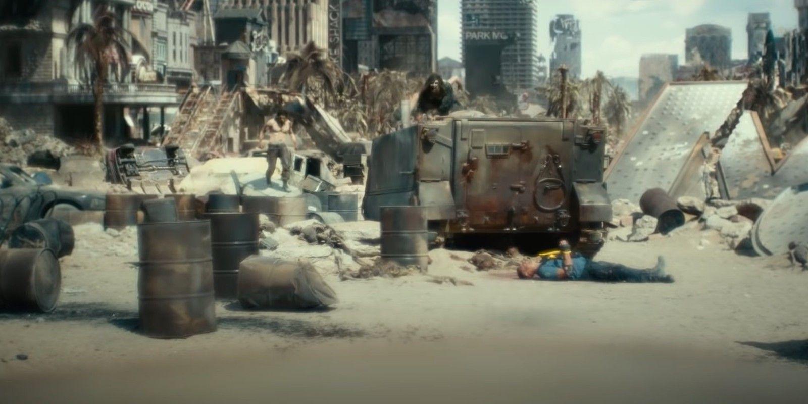 Análise do trailer Army of the Dead: Invasão em Las Vegas: 31 revelações e segredos da história 17