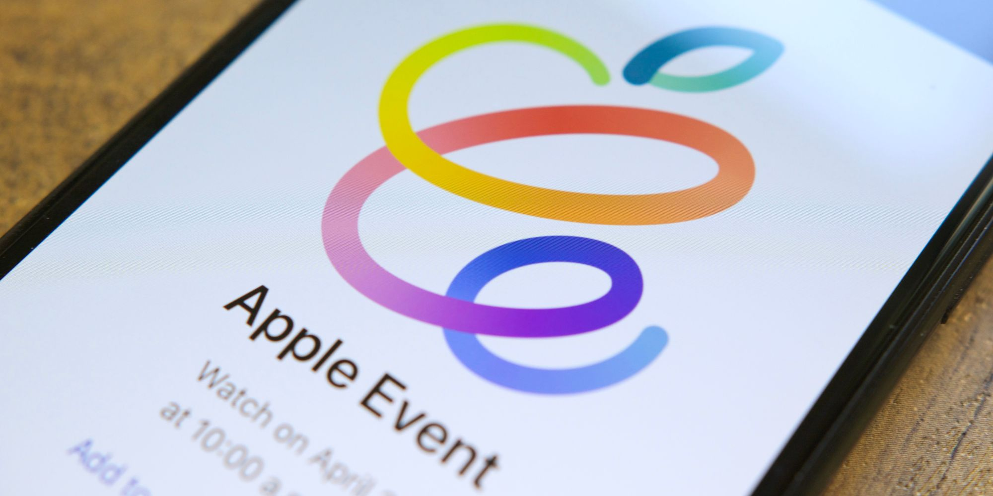 Apple Spring Loaded Event What To Expect On April 20