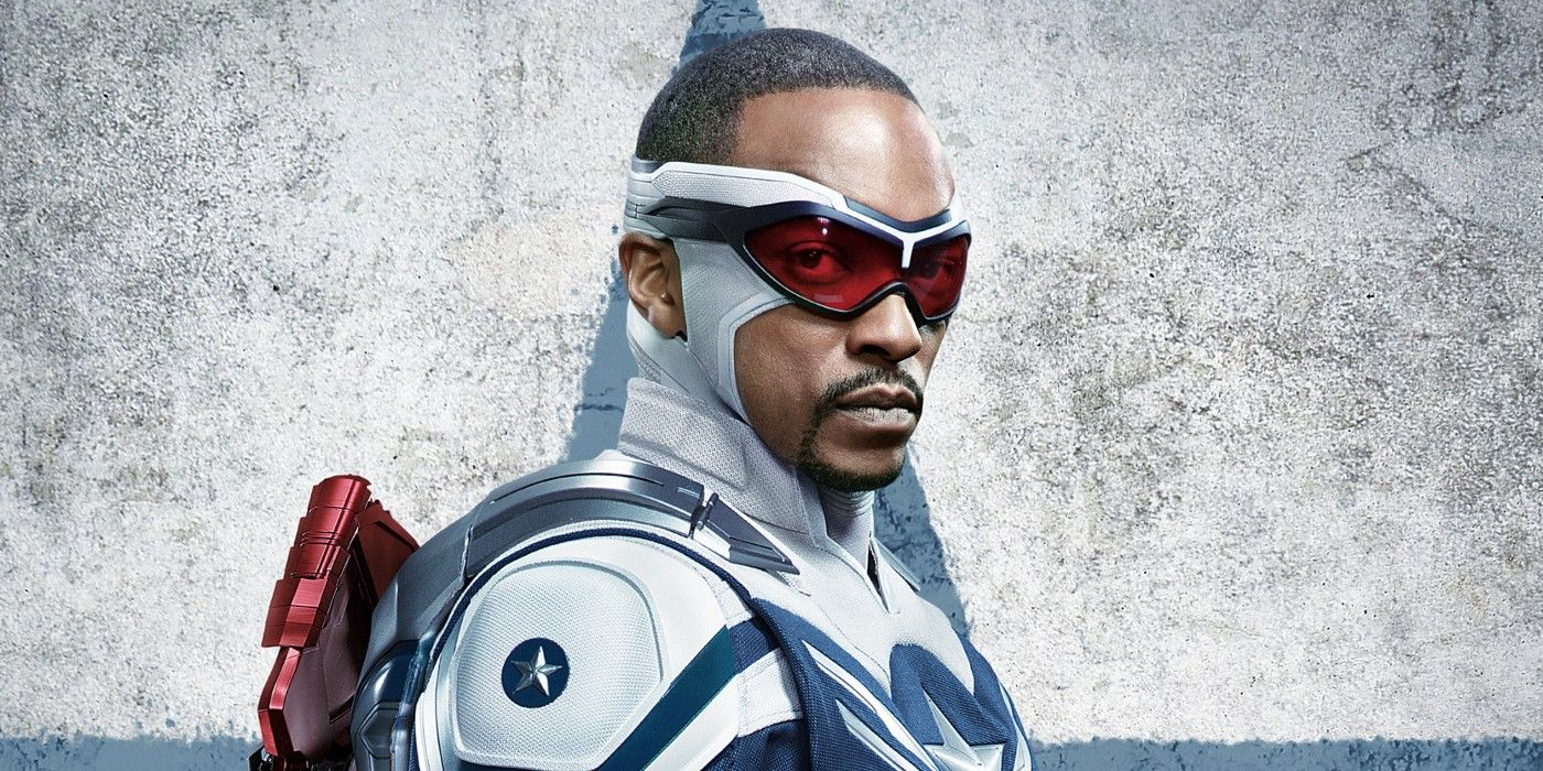Anthony Mackie Wants a Captain America Parade to Celebrate New MCU Role