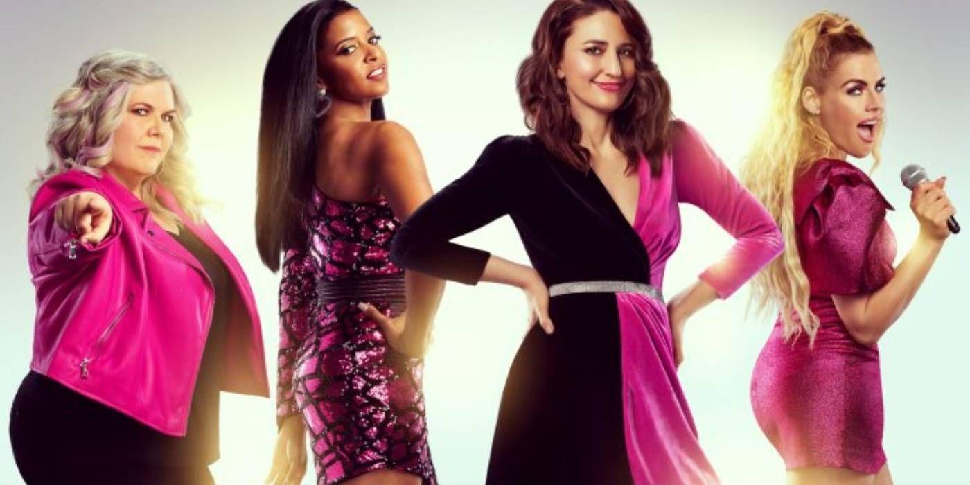 Girls5Eva Renewed For Season 2 At Peacock | Screen Rant