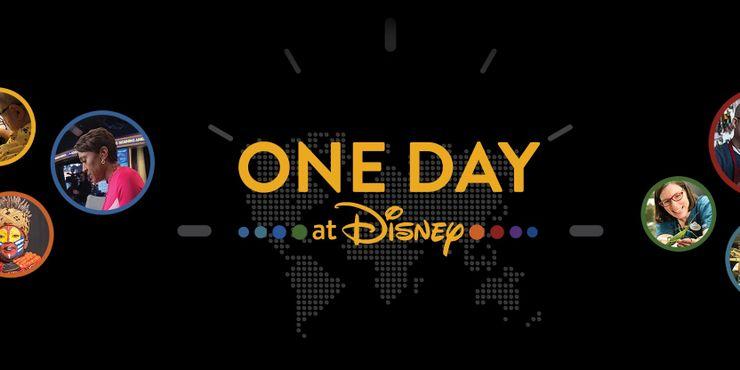 un día en Disney