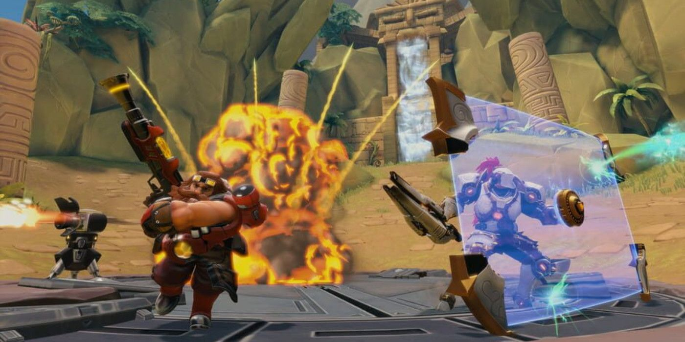 Paladins Dev Hi-Rez Studio's Remote Work Policy Could Change the Industry