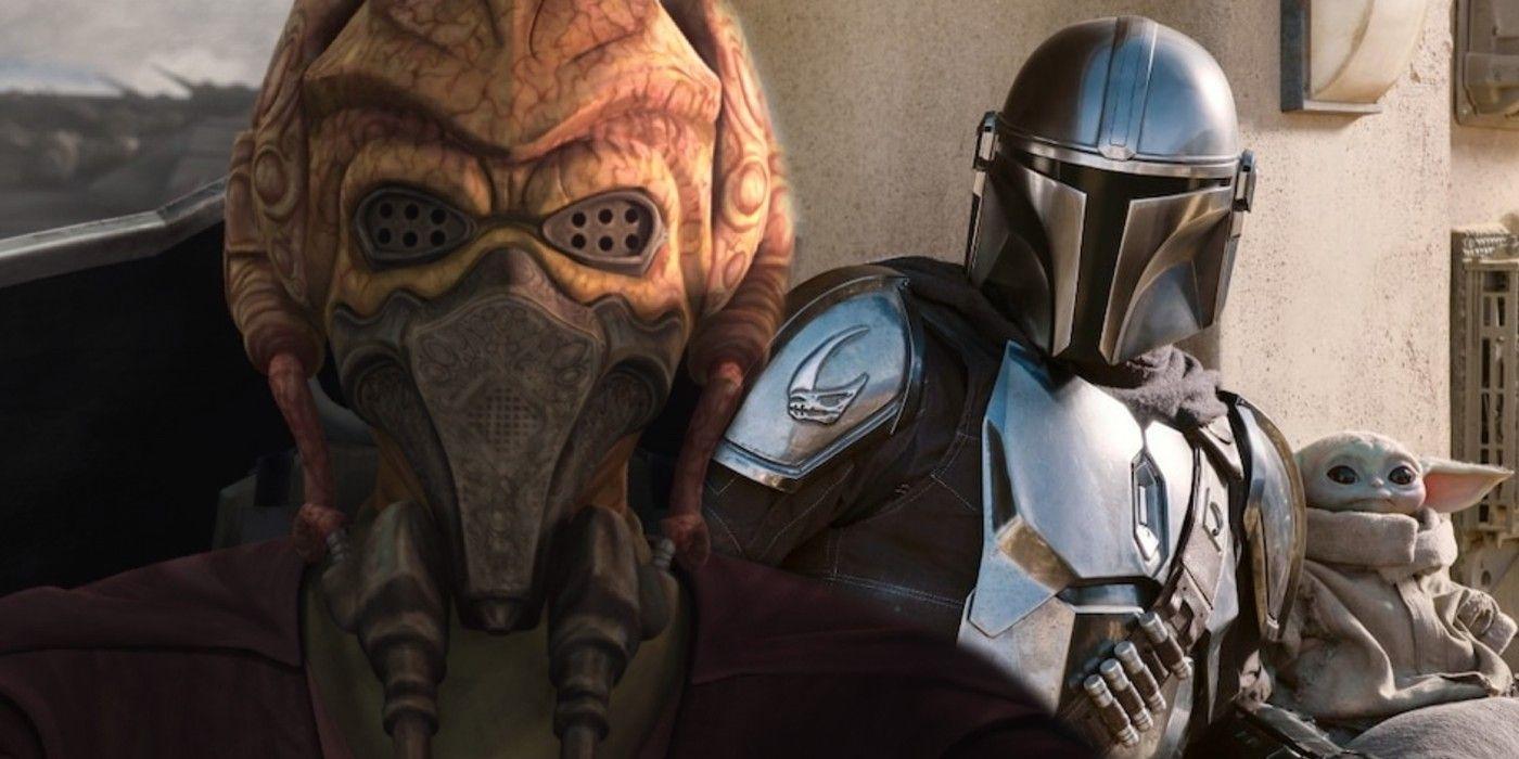 The Mandalorian Cast Was Told Plo Koon Was Season 2 Jedi Cameo