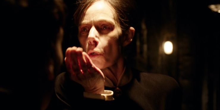 Eugenie Bondurant as The Occulist (Warner Bros)