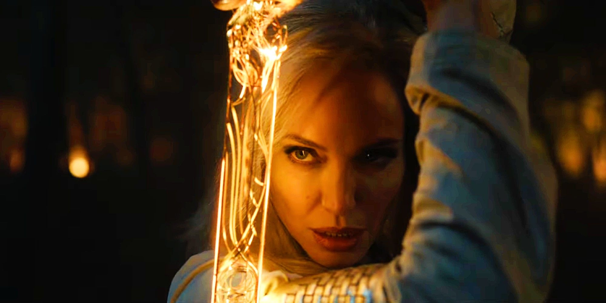 Marvel's Eternals Footage Reveals First Look AT MCU Movie