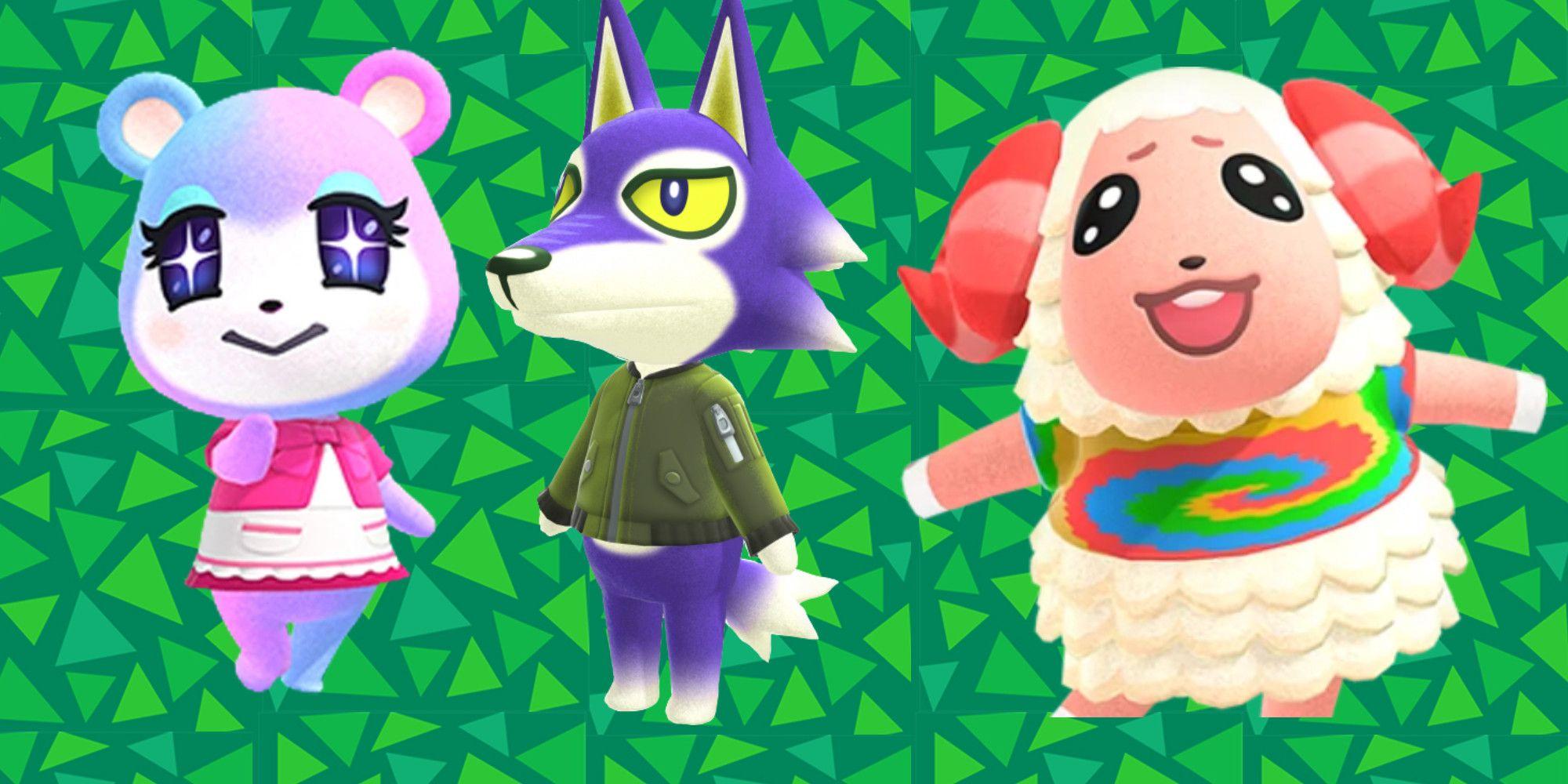 Animal Crossing Poll Determines Japan's Favorite Villagers