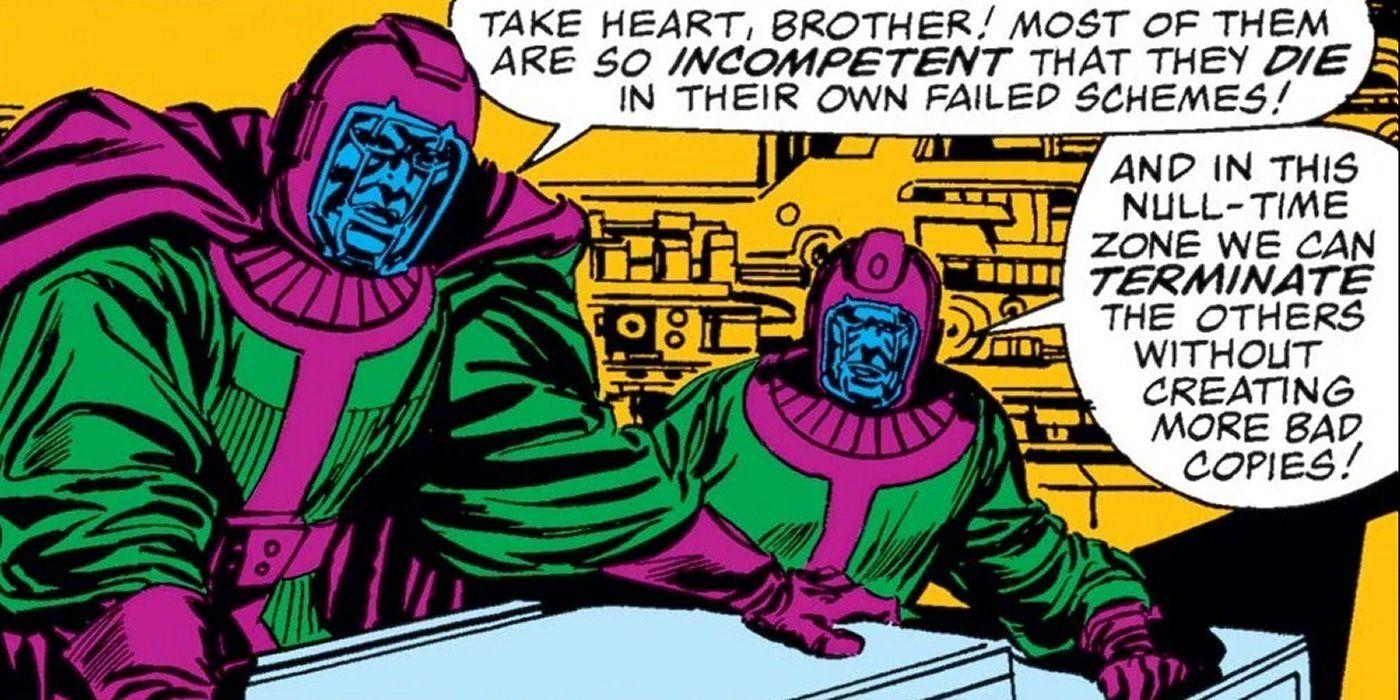 Teoria MCU: Kang,O Conquistador, é uma variante Loki 2