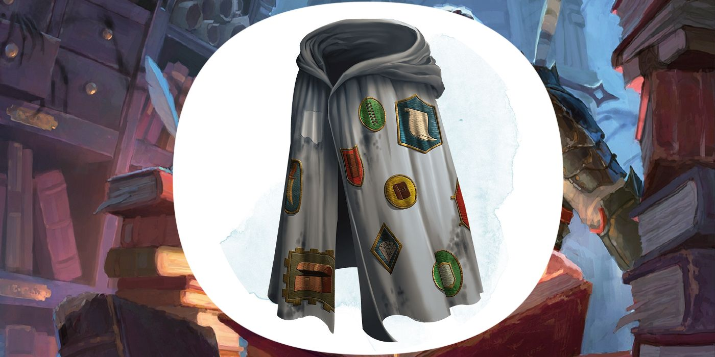 D&D's Robe Of Useful Items Might Break Your Game, But It's Great