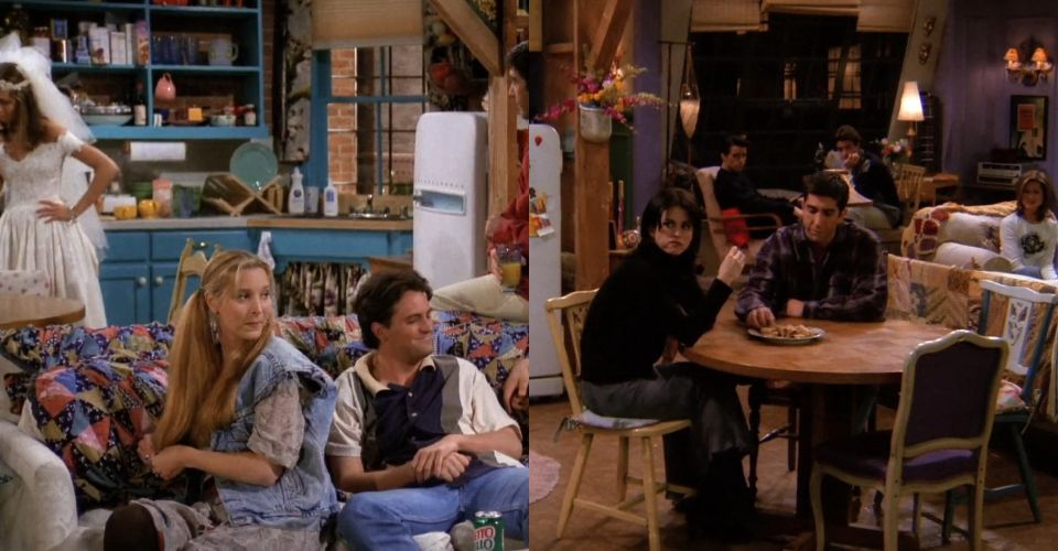 Monica for did go honeymoon chandler their and where Chandler And