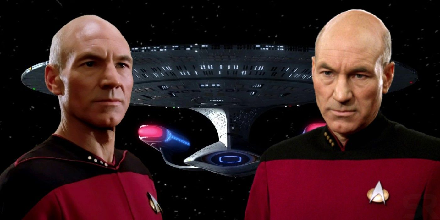Star Trek: Why TNG's Uniforms Were Redesigned For Season 3