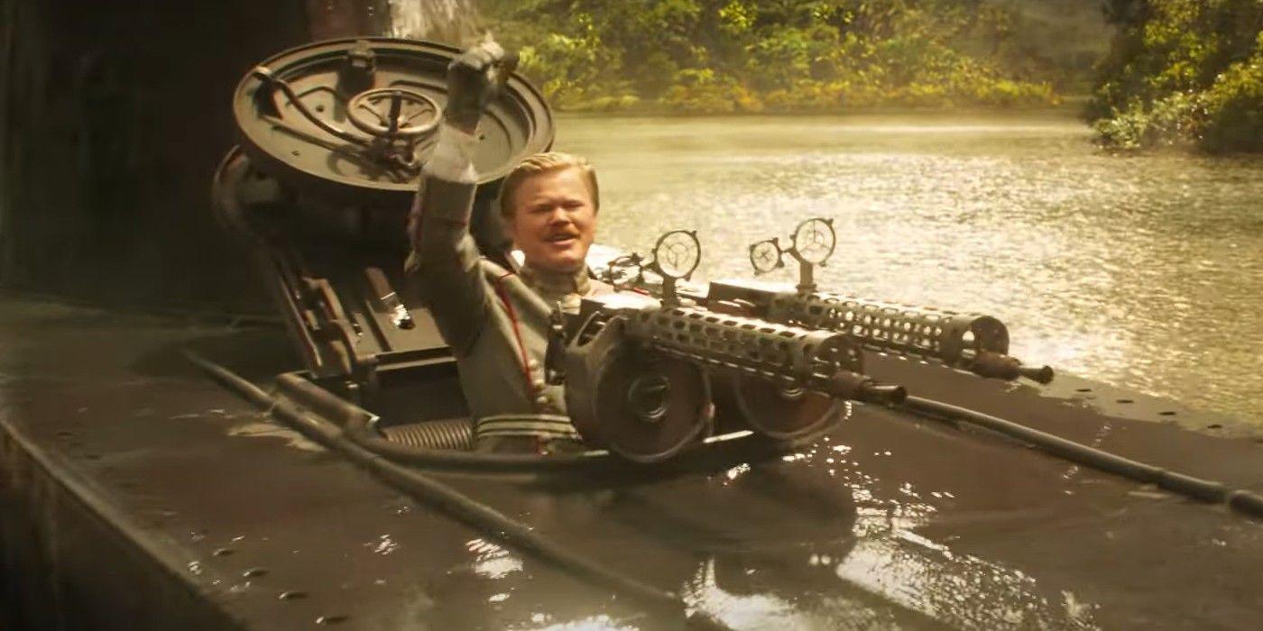Jungle Cruise Trailer Reveals Jesse Plemons' German Villain