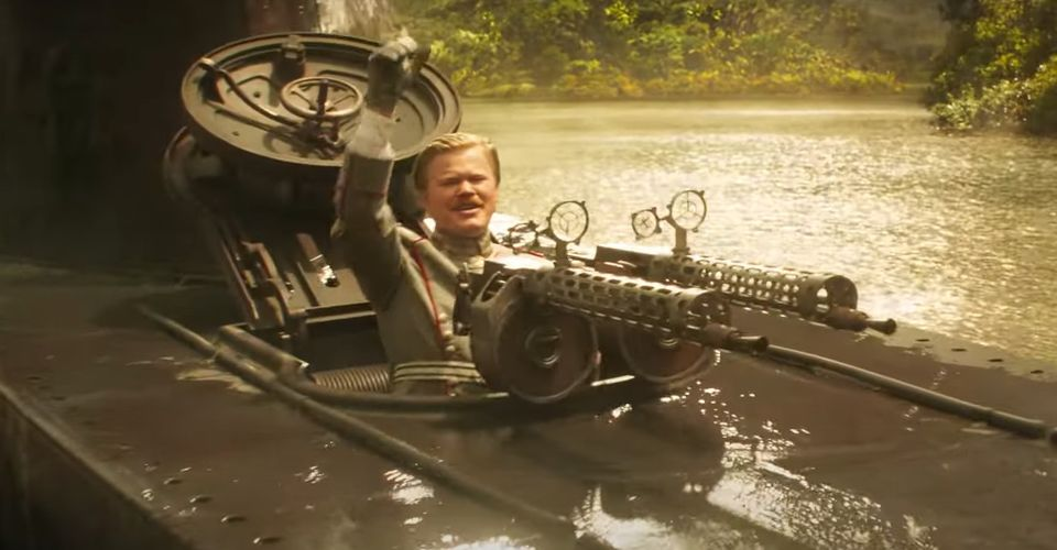 A possible Kaiserreich head of state is a major character in that 'Jungle  Cruise' film that's just been released...: Kaiserreich