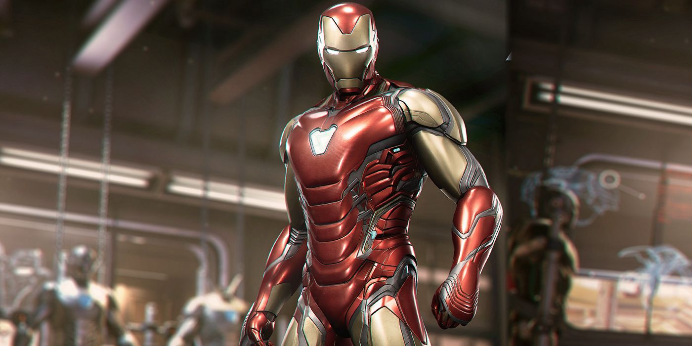 Marvel's Avengers Debuts Iron Man's MCU Endgame Skin