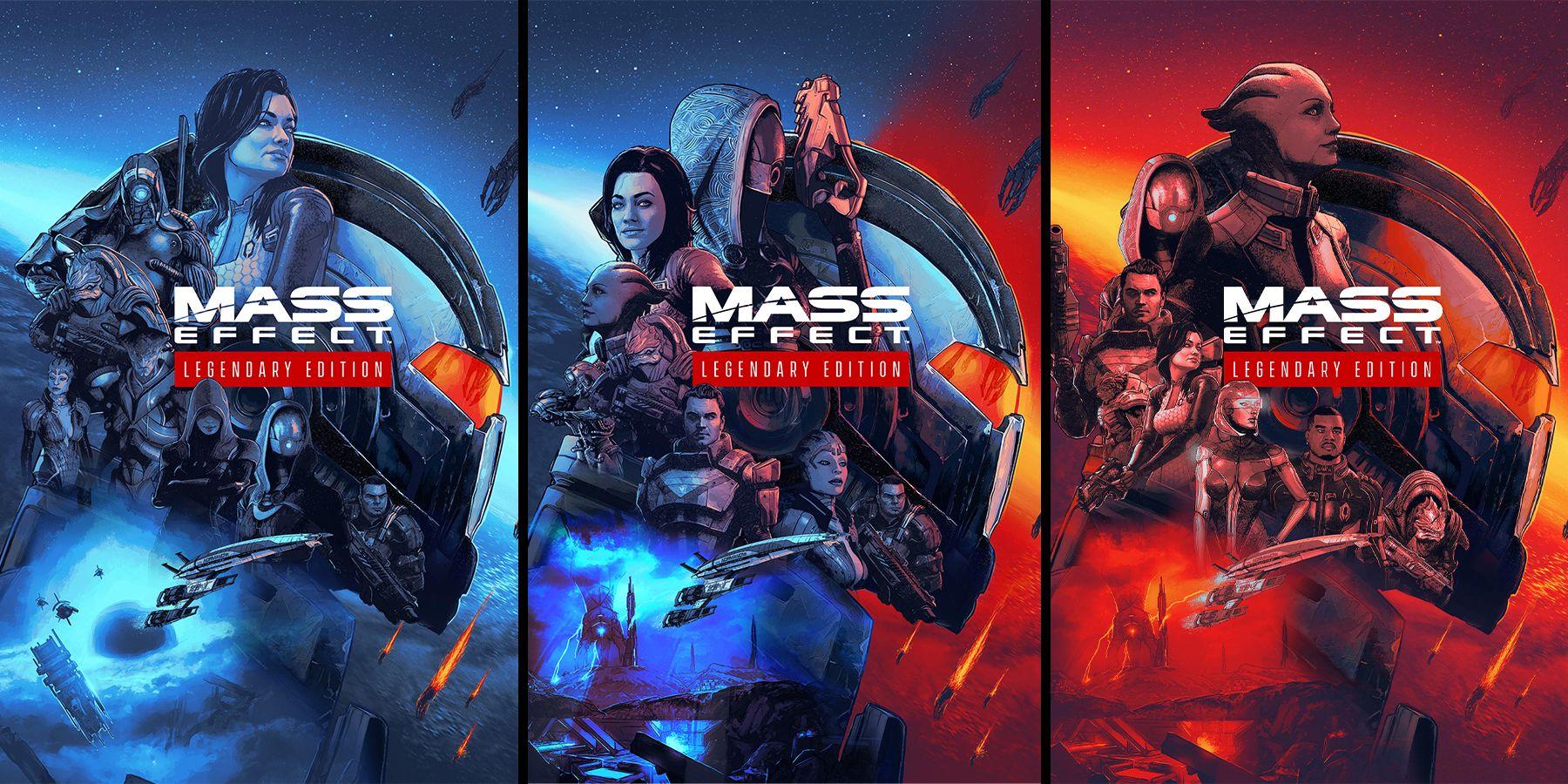 https screenrant com mass effect legendary edition bioware poster
