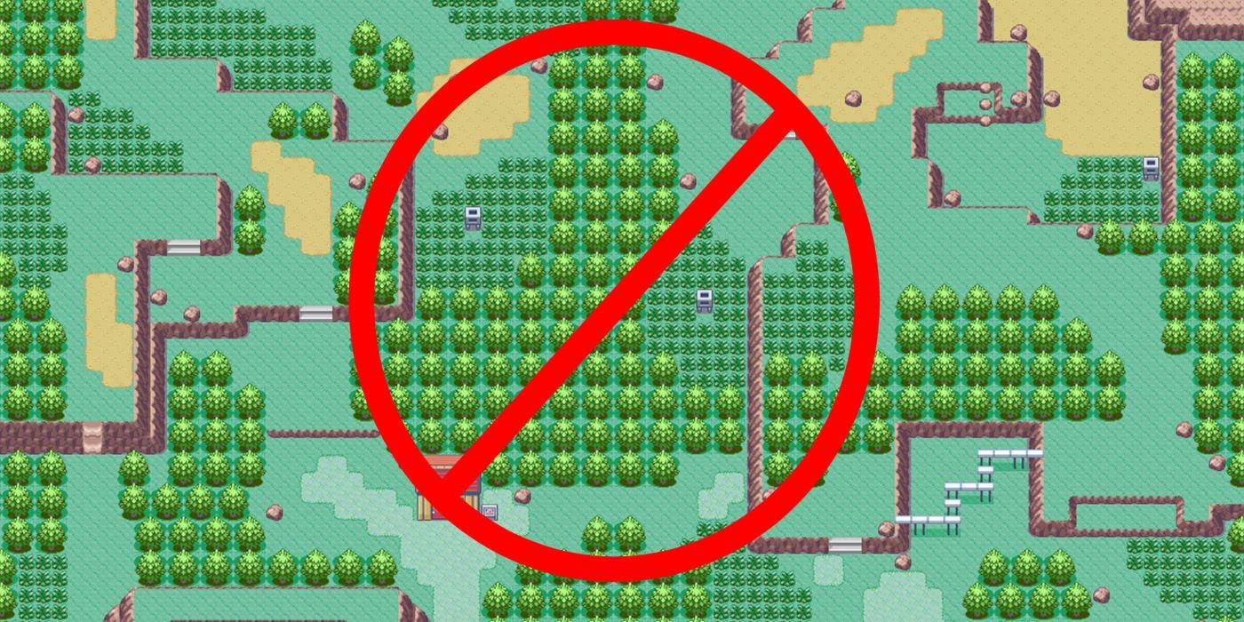 Why Pokemon Brilliant Diamond & Shining Pearl Don't Need A Safari Zone