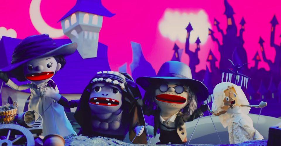 Melhor época do Cartoon network. Resident-Evil-Village-Puppets.jpg?q=50&fit=crop&w=960&h=500&dpr=1