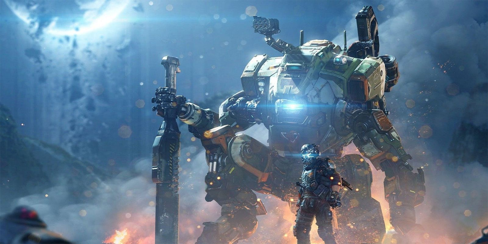 Titanfall 2 Sets Concurrent Player Record During Its Free Weekend