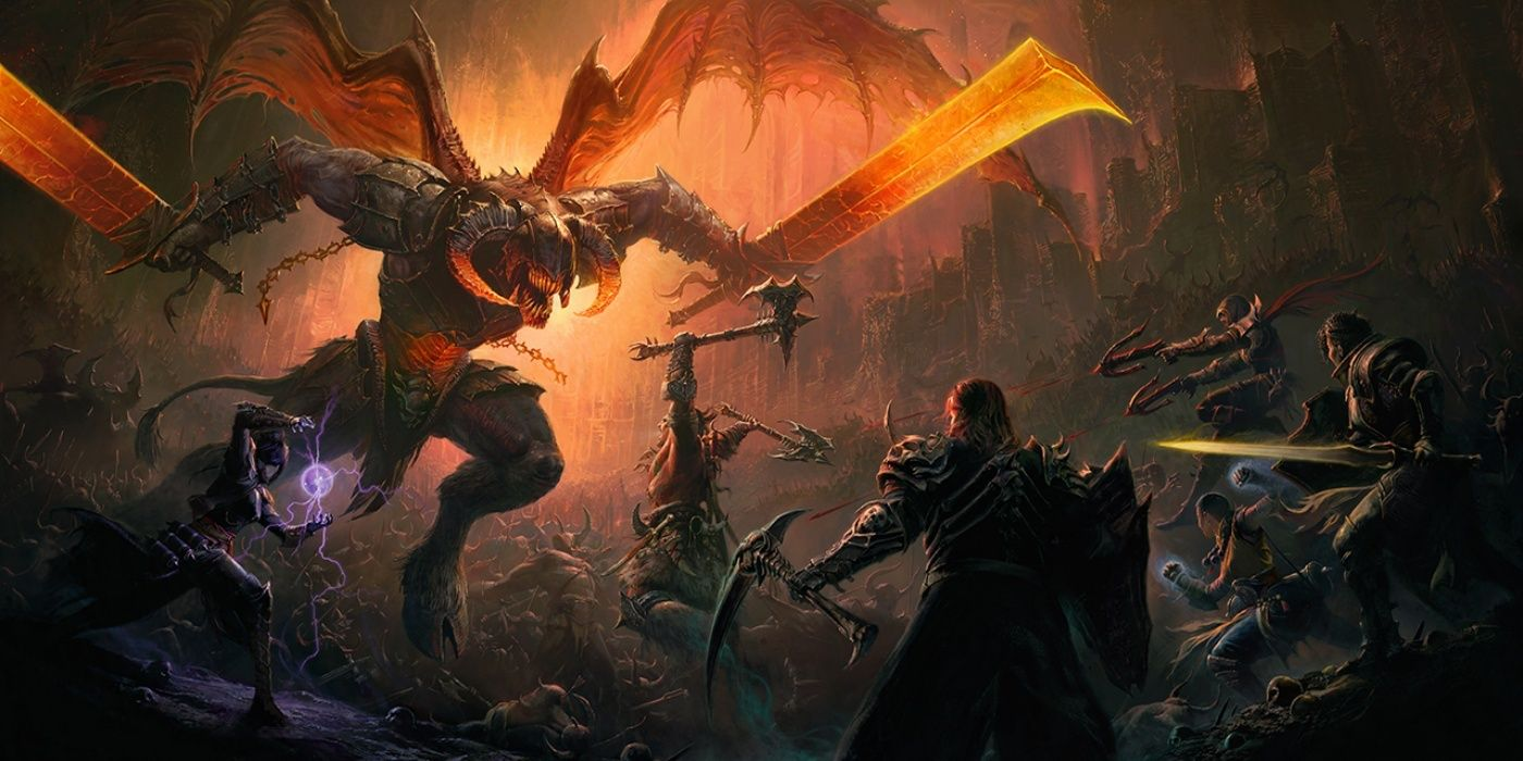 Diablo Immortal Is On Track For 2021 Release | Screen Rant